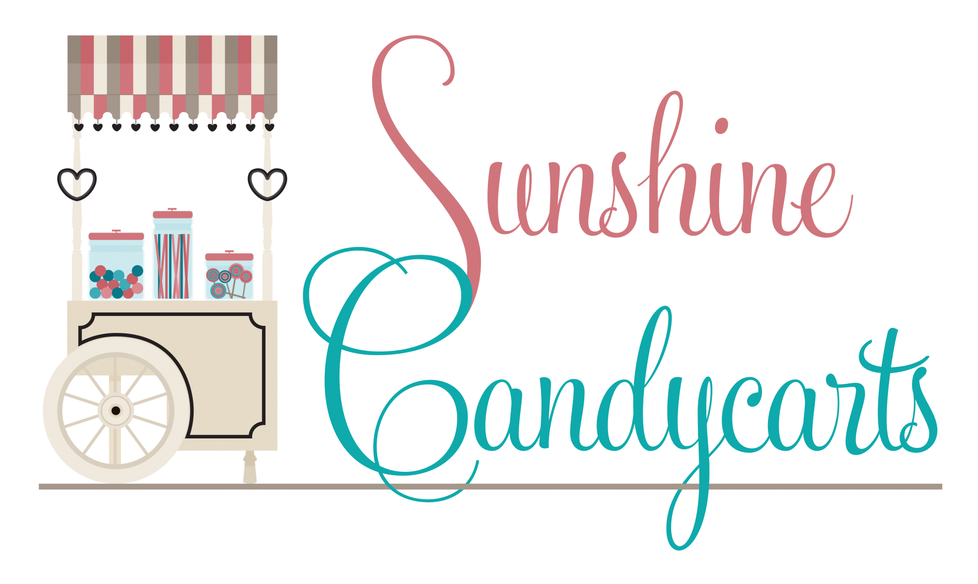 Sunshine Candy Carts